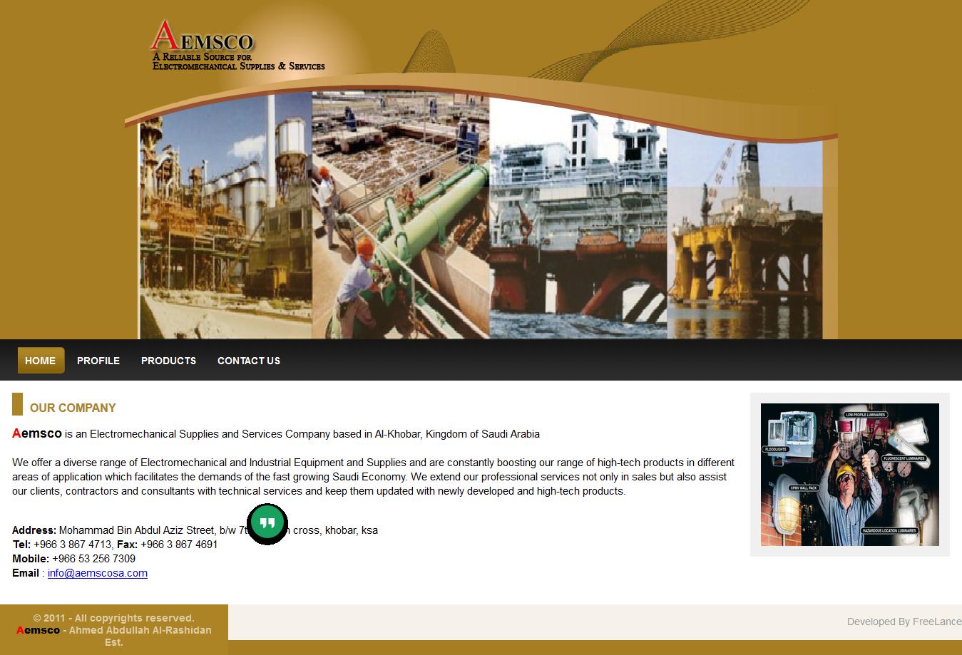 Welcome-to-AEMSCO-Website